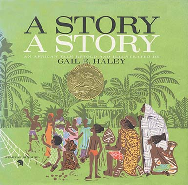 Caldecott Winners 1971 - A Story A Story