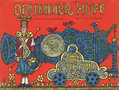 Caldecott Books 1968 - Drummer Hoff