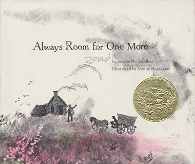 Caldecott Winners 1966 - Always Room for One More