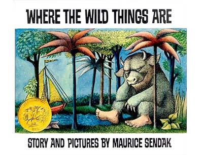 Caldecott Winners 1964 - Where the Wild Things Are