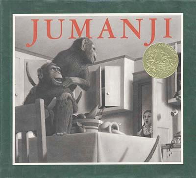 Caldecott Winners 1982 - Jumanji