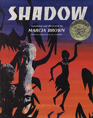Caldecott Winners 1983 - Shadow