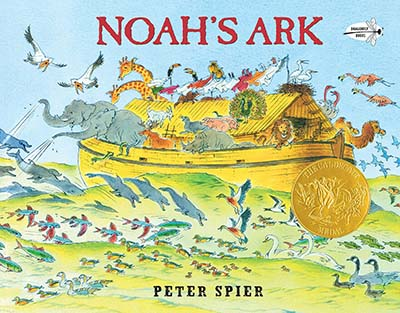 Caldecott Books 1978 - Noah's Ark