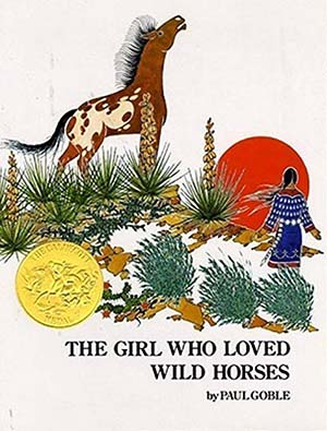 Caldecott Winners 1979 - The Girl Who Loved Wild Horses