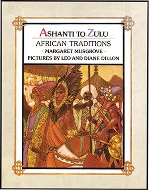 Caldecott Books 1977 - Ashanti to Zulu