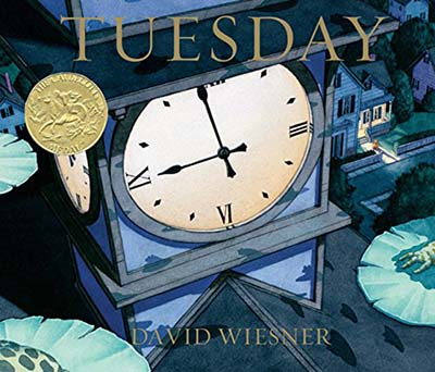 Caldecott Winners 1992 - Tuesday