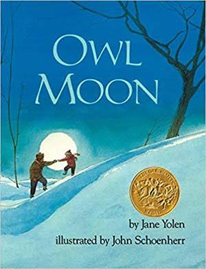 Caldecott Winners 1988 - Owl Moon