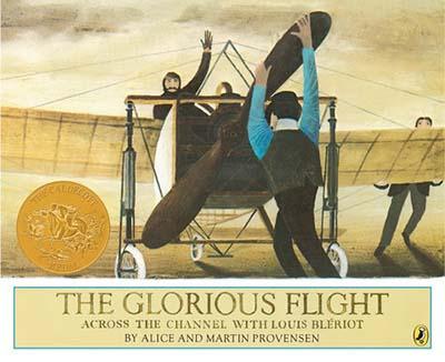 Caldecott Winners 1984 - The Glorious Flight