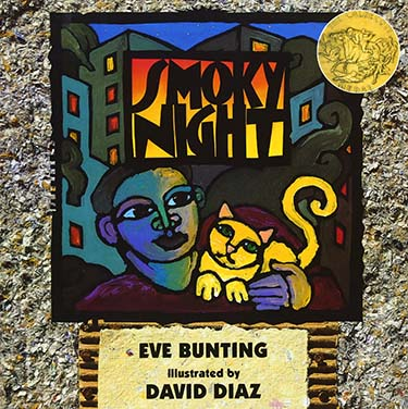 Caldecott Winners 1995 - Smoky Night