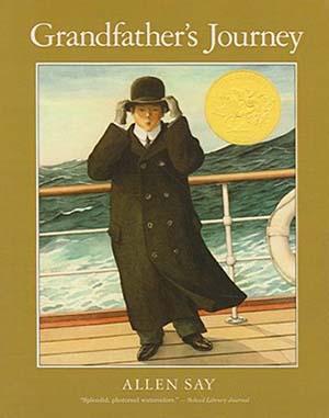 Caldecott Winners 1994 - Grandfather's Journey