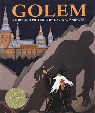 Caldecott Books 1997 - Golem