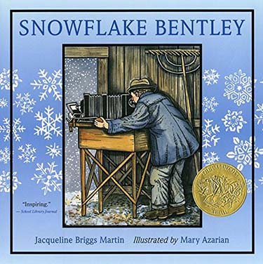 Caldecott Books 1999 - Snowflake Bentley