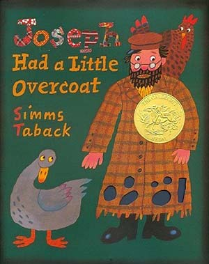 Caldecott Books 2000 - Joseph Had A Little Overcoat