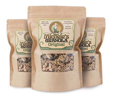 Gifts for Gluten Lovers - Gourmet Granola