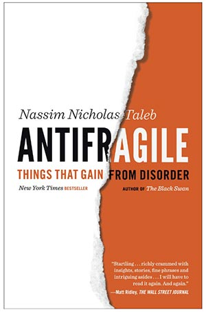 Best Books for Tech Addiction - Antifragile
