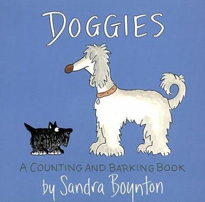 Sandra Boynton Board Books - Doggies