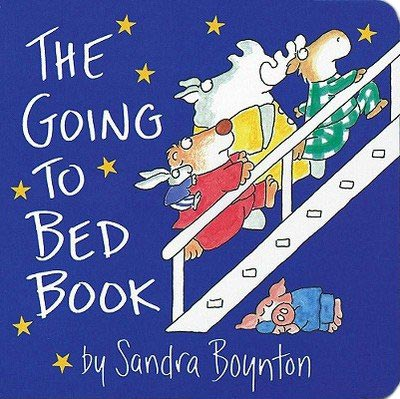 Sandra Boynton: All The Board Books Go Berserk