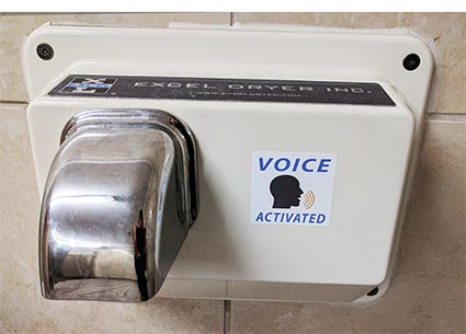 Voice & Motion Activated Stickers