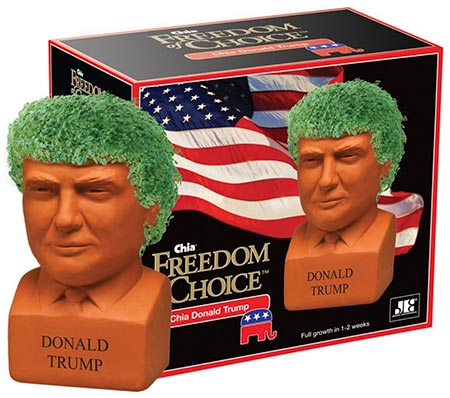 Trump Gifts 2020