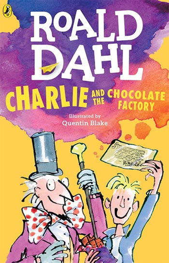 Best Gifts 6 Year Old Boys - Charlie & The Chocolate Factory