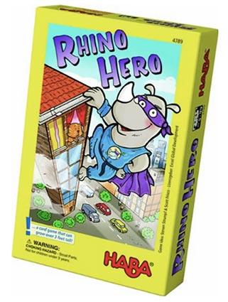 Best Gifts 6 Year Old Boy - Rhino Hero