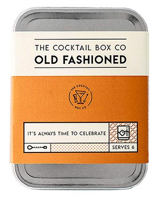 Stocking Stuffers for Adults - Old Fashioned Cocktail Kit