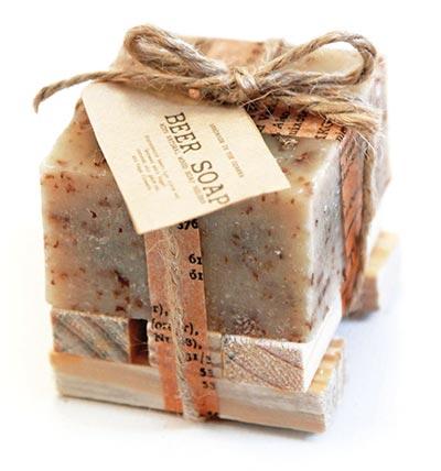 Beer Soap Gift Set