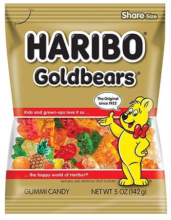 Stocking Stuffer Ideas 2020 - Haribo Gummy Bears