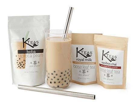 Gifts for Tea Lovers - Bubble Tea Kit