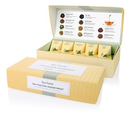 Best Gifts for Tea Lovers - Whole Leaf Sampler Set