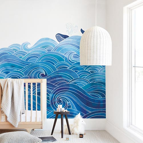 Childrens Wall Art - Seas The Day