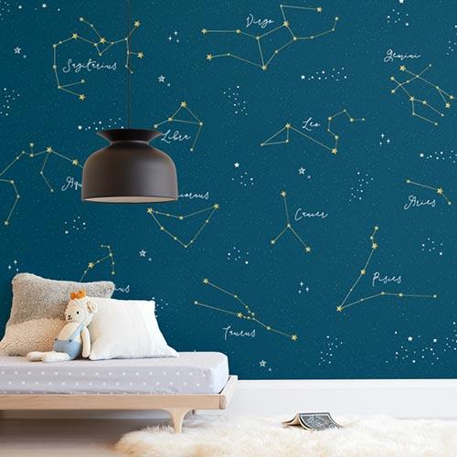 Nursery Wall Art - Celestial