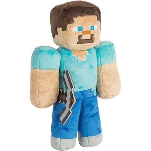 Plush Steve