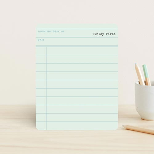 Write On! The Best Custom Stationery For Kids